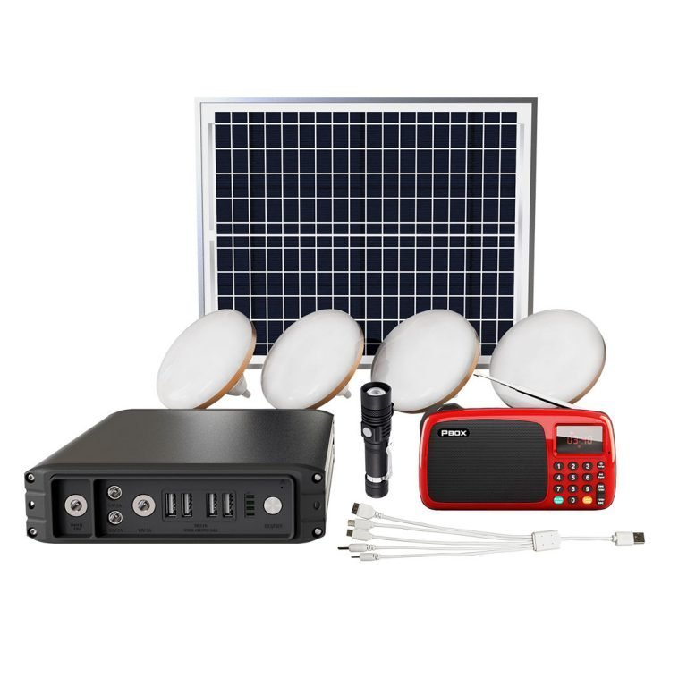 Off-Grid Solar Home System