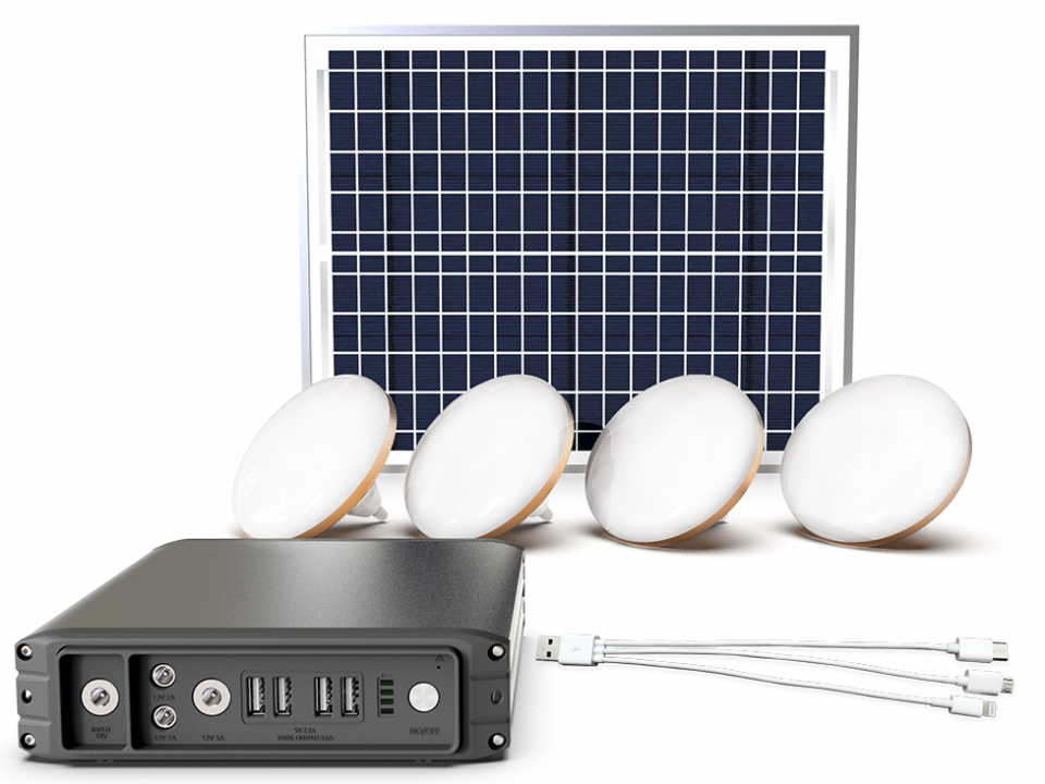 pbox solar home system