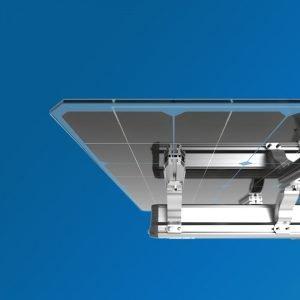 Commercial solar street light battery 03