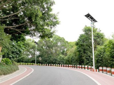 solar led streetlight application
